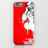 iPhone & iPod Case featuring Same old shit! by blackmask