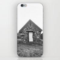 Pump House iPhone & iPod Skin