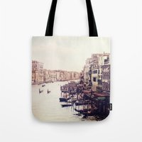 Venice Revisited Tote Bag