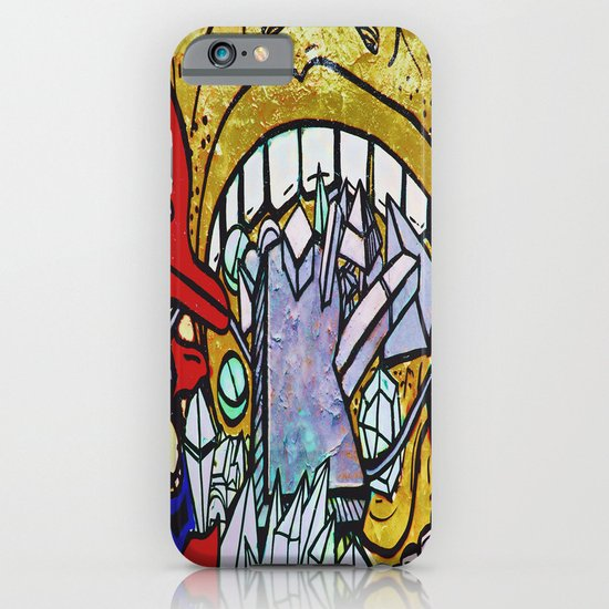 Graffiti II iPhone & iPod Case