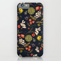 Autumn Bunny Land iPhone 6 Slim Case