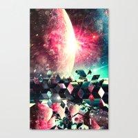 Maximum Impact Canvas Print