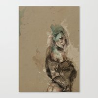 [523] Canvas Print