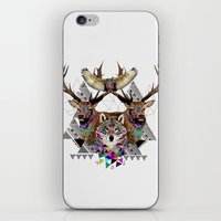 ▲FOREST FRIENDS▲ iPhone & iPod Skin