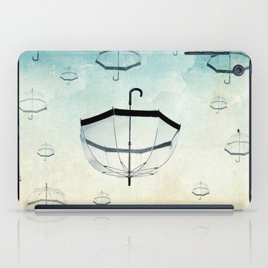 wishing for rain iPad Case