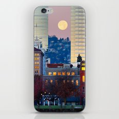PDX Moon. iPhone & iPod Skin