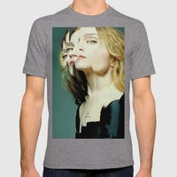 Another Portrait Disaster · M2 Mens Fitted Tee Tri-Grey SMALL