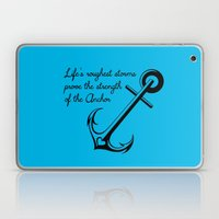 Who is your Anchor? Laptop & iPad Skin
