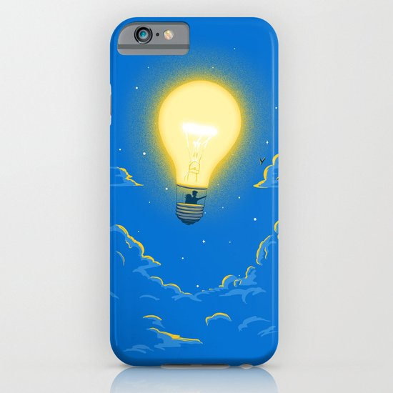 Let the light lead the way iPhone & iPod Case