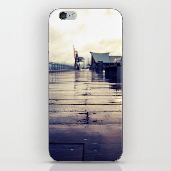 Olympia waterfront  iPhone & iPod Skin