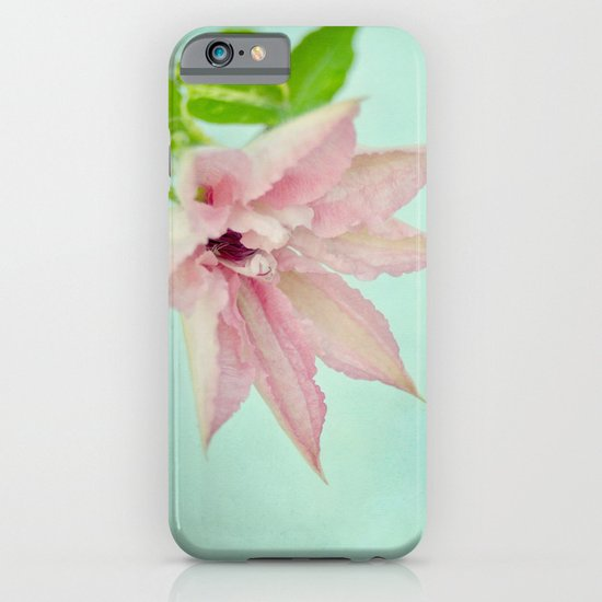 delicate pink iPhone & iPod Case