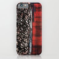 iPhone & iPod Case featuring ABSTRACT 2 by Brandon Neher