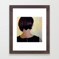 Roya Framed Art Print