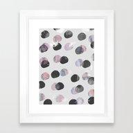 Framed Art Print featuring HT01 by Georgiana Paraschiv