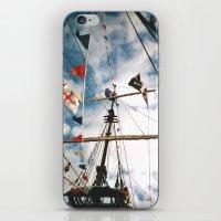Pirate Ship iPhone & iPod Skin