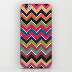 Colorful Wave  iPhone & iPod Skin