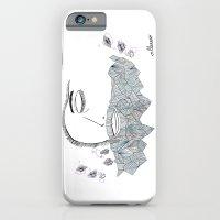 iPhone & iPod Case featuring Geometric beard by Villaraco