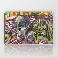 Bristol Graffiti 02 Laptop & iPad Skin