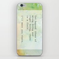 Meeting iPhone & iPod Skin
