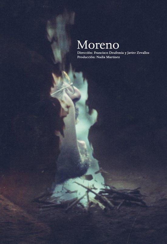 Moreno dvd cover Art Print