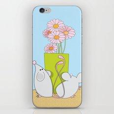 Acting like mice.... iPhone & iPod Skin