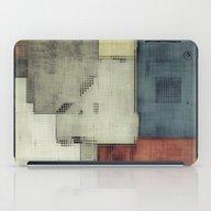 Geometric/Abstract DZ iPad Case