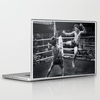 superman Laptop & iPad Skins featuring superman by Paul Thompson Fight Photography