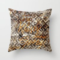 K&G 1 Throw Pillow