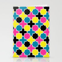 CMYK IV Stationery Cards