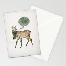 Heaven and Nature Sing Stationery Cards