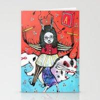 Pyroprince Stationery Cards