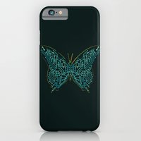 Mechanical Butterfly iPhone 6 Slim Case