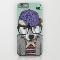 iPhone & iPod Case featuring ice by Börg