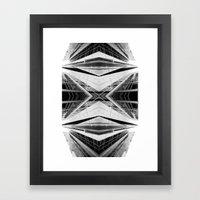The Reflected Architype Framed Art Print