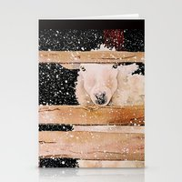 Virgin Wool Stationery Cards