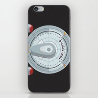 Enterprise - Star Trek iPhone & iPod Skin