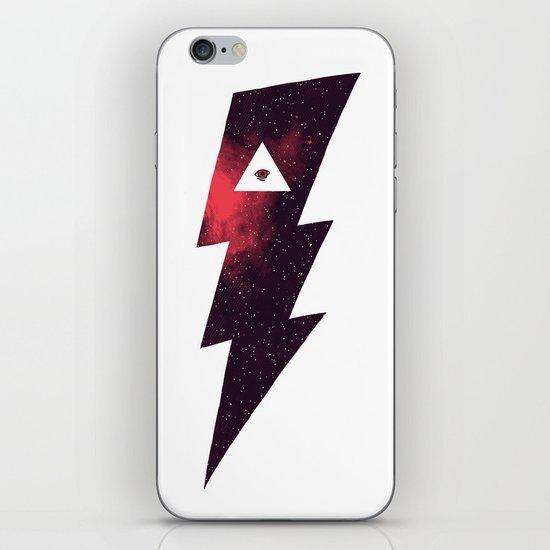 Darkish Matter iPhone & iPod Skin