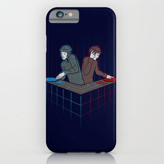 Techno-Tron-ic iPhone & iPod Case
