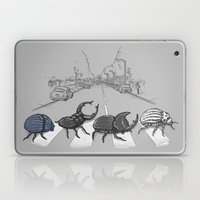 The Beetles Laptop & iPad Skin
