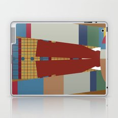 The Fourth (4th) Doctor - Doctor Who Laptop & iPad Skin