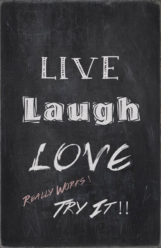 Live, Laugh, Love iphone Art Print