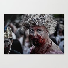 Zom Queen Canvas Print