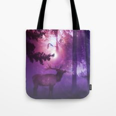 FANTASY-The enchanted forest Tote Bag
