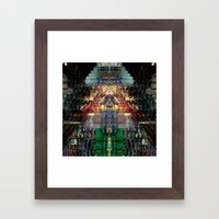 Citymmetry #4 Framed Art Print