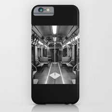 New York Subway Car iPhone 6 Slim Case