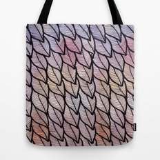 Leaves / Nr. 1 Tote Bag