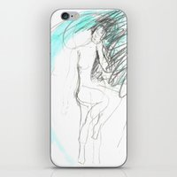 Sketch I iPhone & iPod Skin