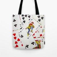 Joker In The Pack Tote Bag