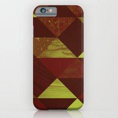 Dimensional Wood iPhone 6s Slim Case