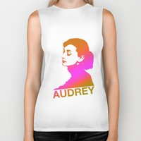 Audrey Biker Tank
